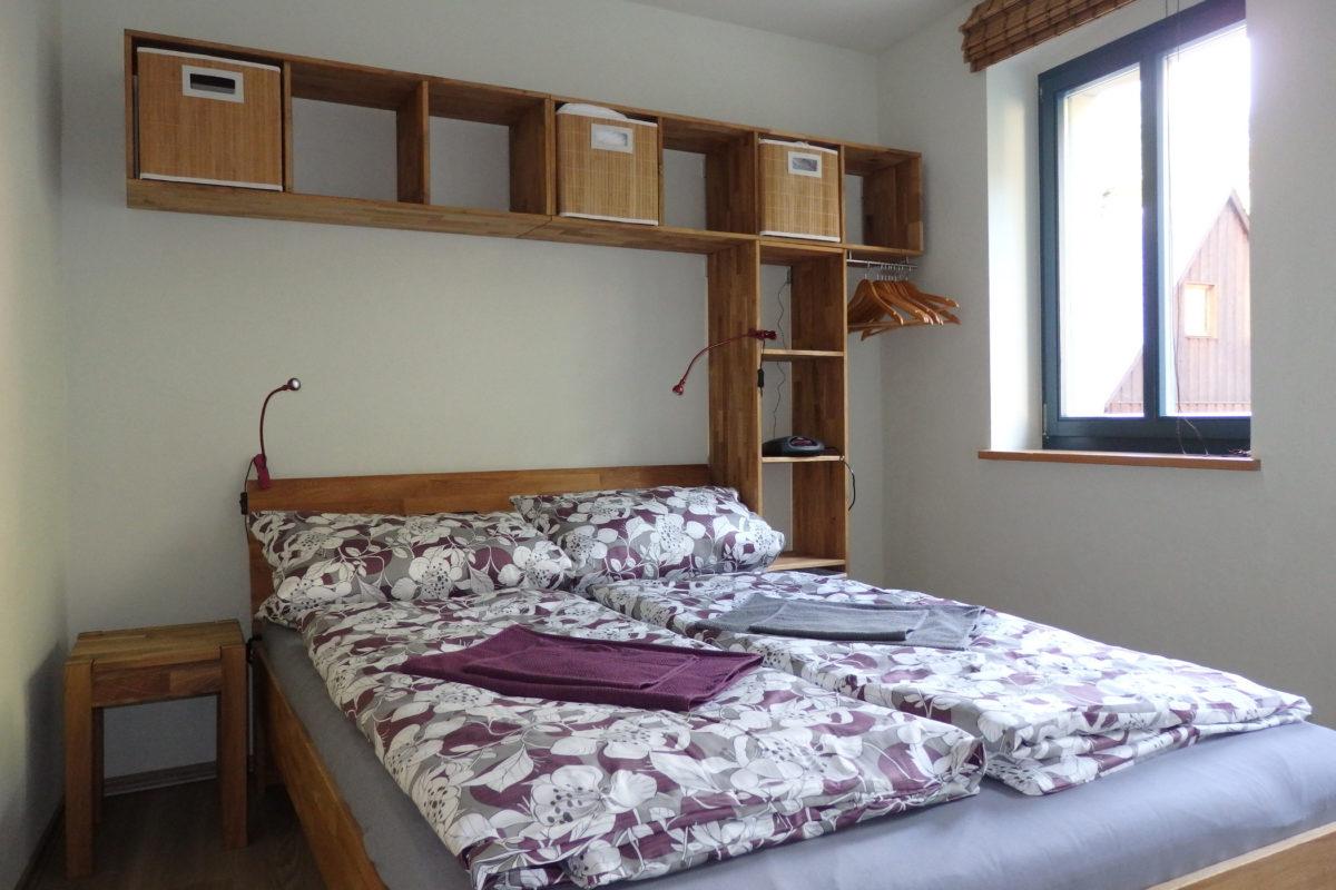 kleine Wohnung Schlafzimmer
