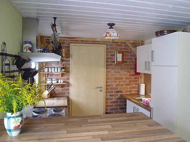 Küche Alte Schäferei