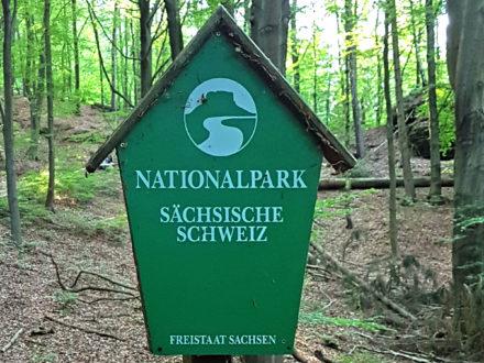 Nationalpark Sächsische Schweiz