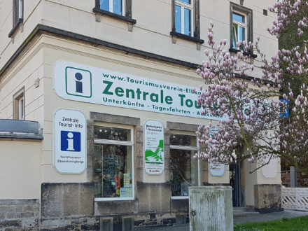 Zentrale Tourist-Info Königstein